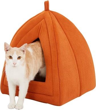 Petmaker Tent Igloo Cat Bed