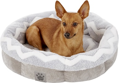 Precision Pet Products Bolster Dog Bed