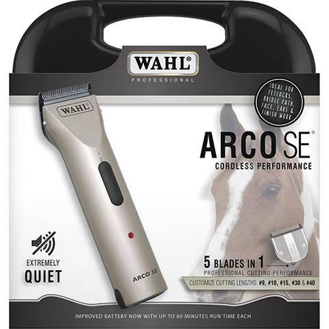 Wahl Arco SE Cordless Horse Clipper