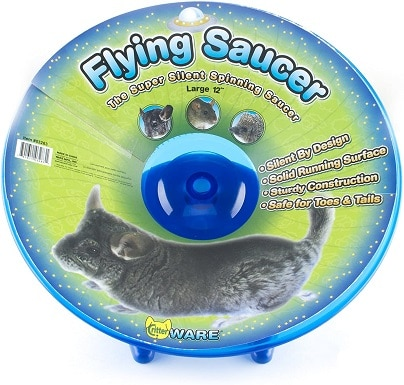 Ware Manufacturing Flying Saucer