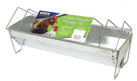 Ware Trough Chicken Feeder