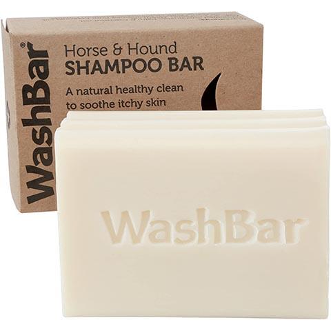 WashBar Natural Horse Shampoo Bar