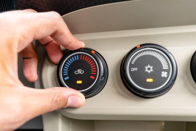 heating car_Mohamed Ali Gabr_Shutterstock