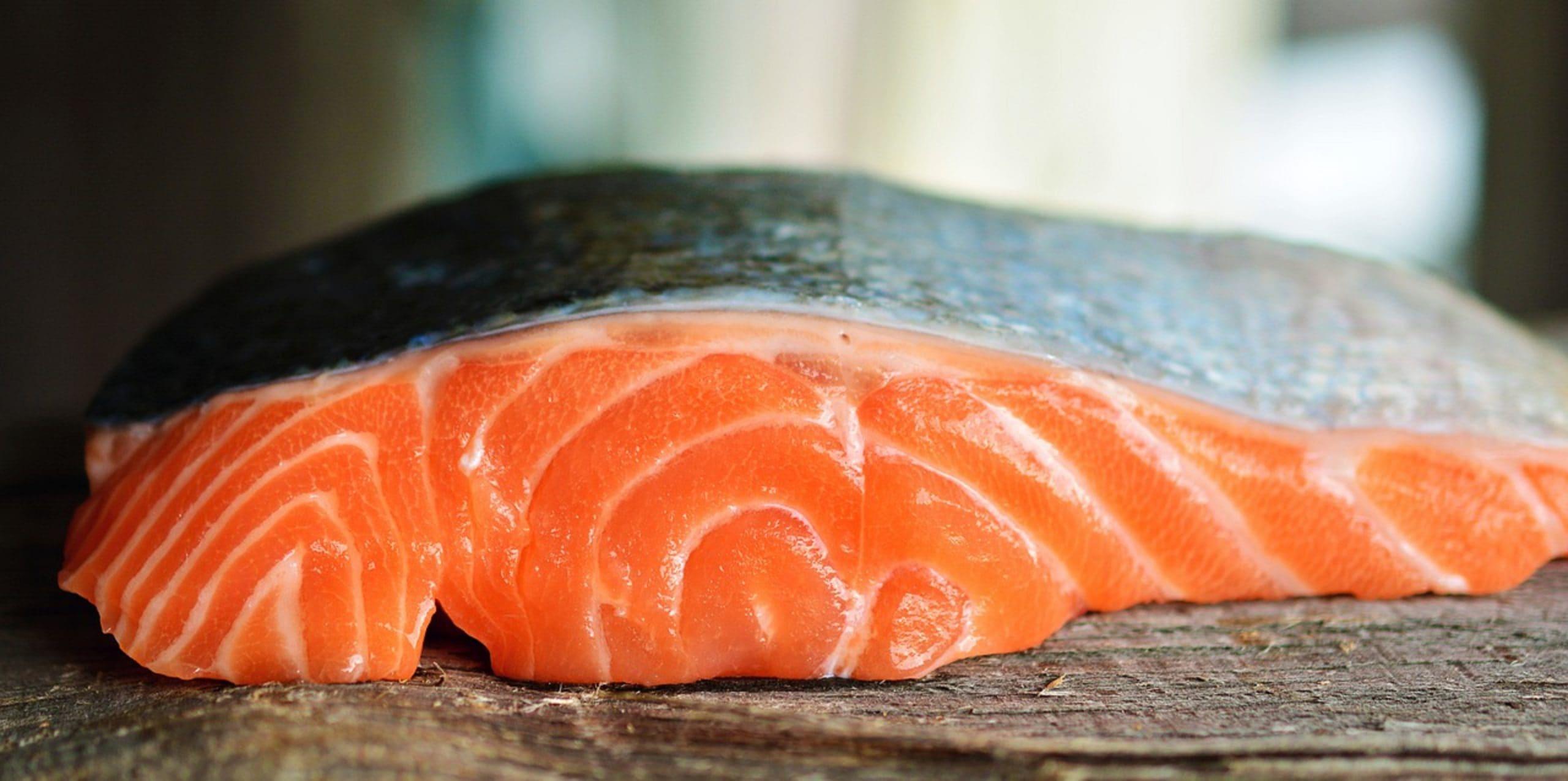 salmon skinpixabay