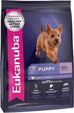 6Eukanuba Small Breed Puppy Dry Dog Food