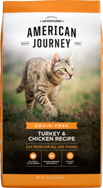 American Journey Dry Cat Food_Chewy