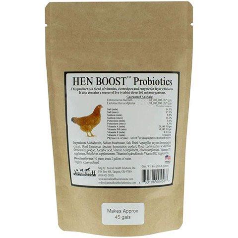 Animal Health Solutions - Hen Boost Probiotics