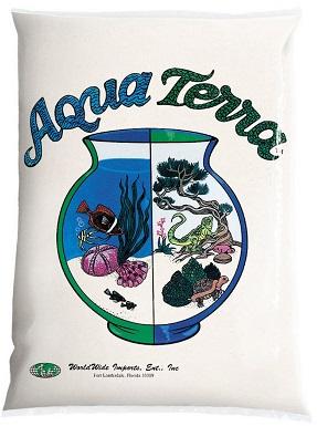 Aqua Terra Aquarium Sand – Best Value