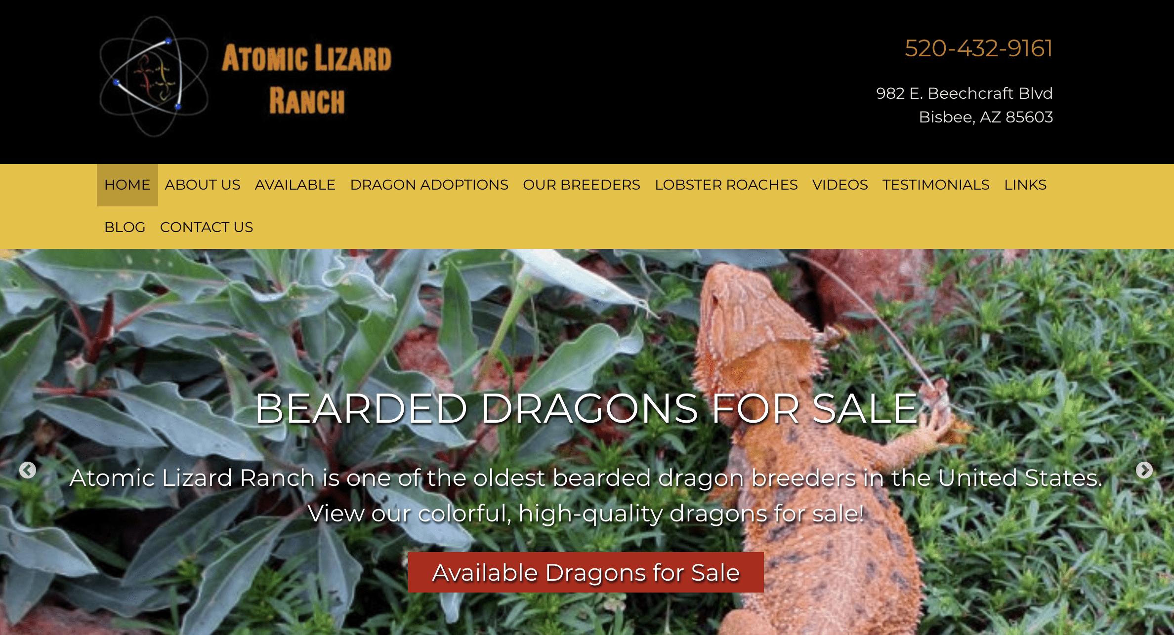 Atomic Lizard Ranch