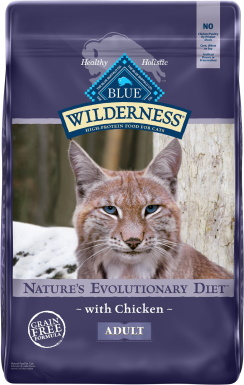 Blue Buffalo Wilderness Dry Cat Food_Chewy