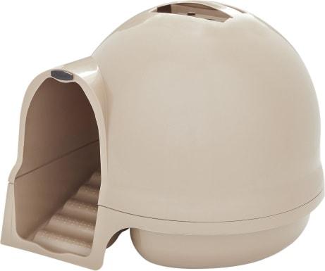 Booda Dome Cleanstep Litter Box_Chewy
