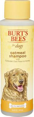 Burt's Bees Oatmeal Shampoo