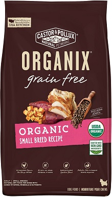 Castor & Pollux ORGANIX Organic