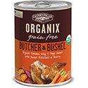 Castor & Pollux Organix Butcher and Bushel Grain-Free Chicken Canned D