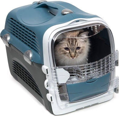 Catit Cabrio Multi-Functional Cat Kennel_Chewy