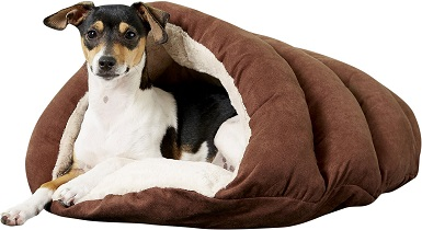 Ethical Pet Cuddle Cave Dog Bed