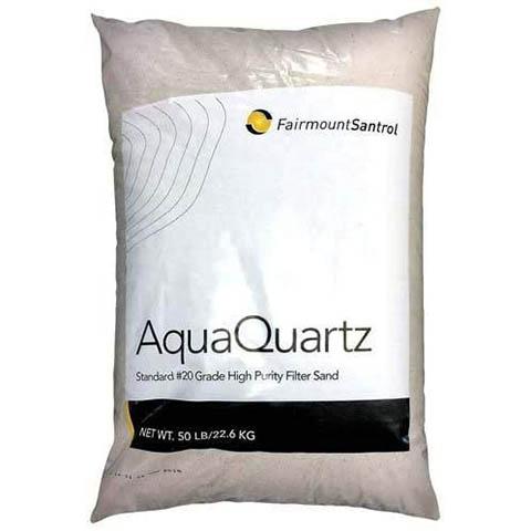 FairmountSantrol AquaQuartz Pool Filter Sand
