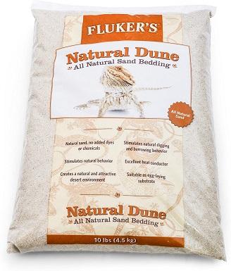 Fluker's 37005 Natural Reptile Sand