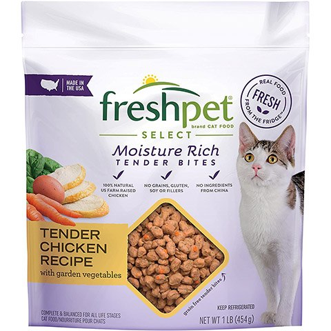 Freshpet® Select Tender Chicken Recipe for Cats