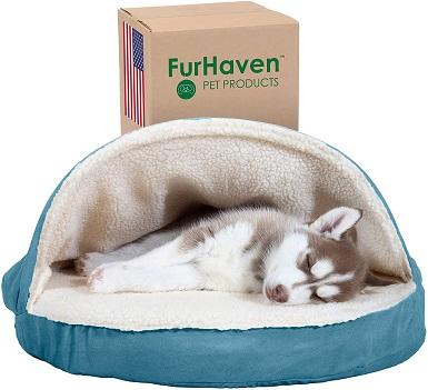 Furhaven Pet Orthopedic Dog Bed