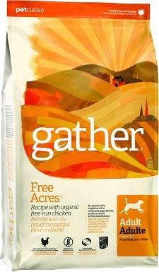 Gather Free Acres Organic Free-Run