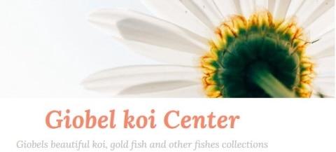 Giobel Koi Center logo