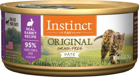 Instinct Original canned cat food_Chewy