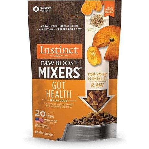 Instinct Rawboost Mixers for Gut Health
