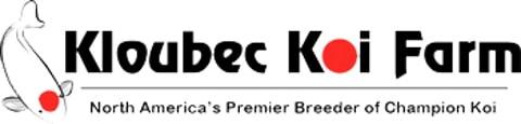 Kloubec Koi Farm logo