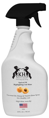 Knotty Horse Apricot Oil