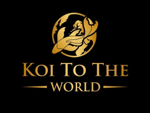 Koi to the World logo
