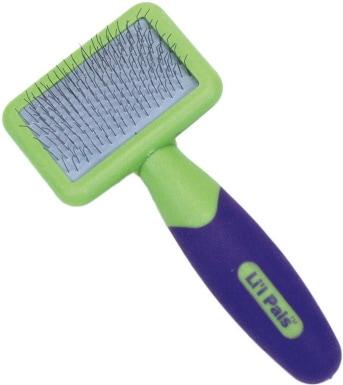 Li'l Pals Coated Tips Cat Slicker Brush_Chewy