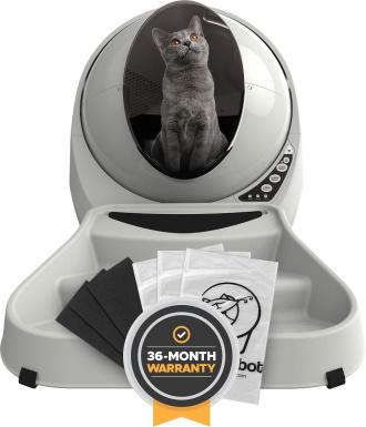 Litter-Robot 3 Connect cat litter box_Chewy