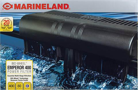 Marineland Bio-Wheel Emperor 400 Aquarium Power Filter