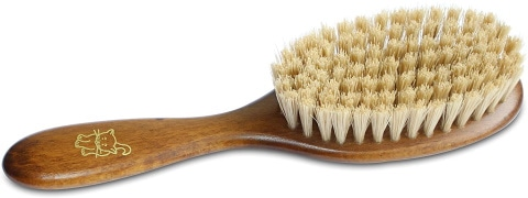 Mars Boar Bristle Cat Hair Brush_Amazon