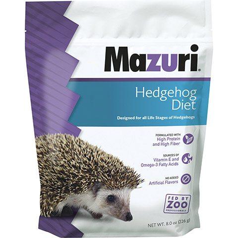 Mazuri Hedgehog Food