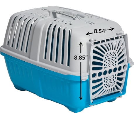 MidWest Spree Hard-Sided cat carrier_Chewy