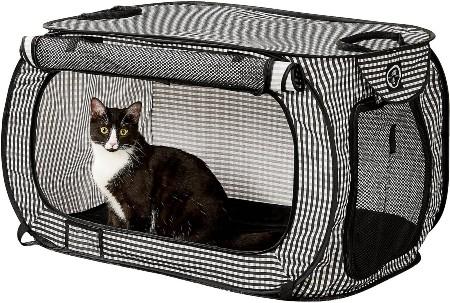Necoichi Portable Stress-Free Cat Cage