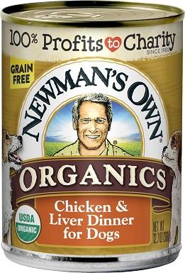 Newmans Own Organics Grain-Free