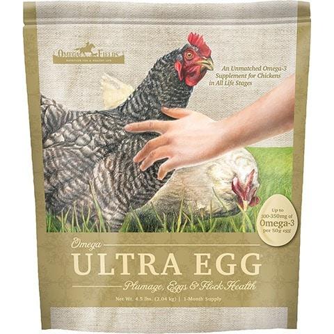 Omega Fields Omega Ultra Egg Chicken Supplement