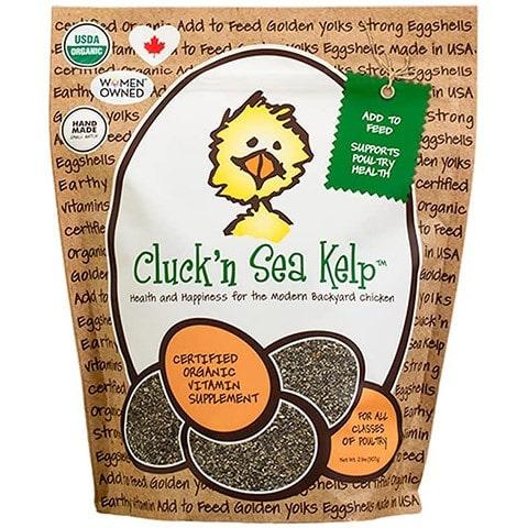 Organic Chicken Kelp Cluck'n Sea Kelp - Chicken Vitamins & Minerals