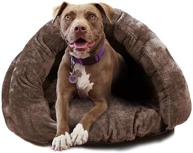 PLS Birdsong Dog Cave Bed