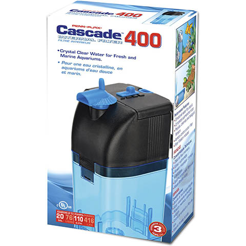 Penn-Plax Cascade Internal Aquarium Filter