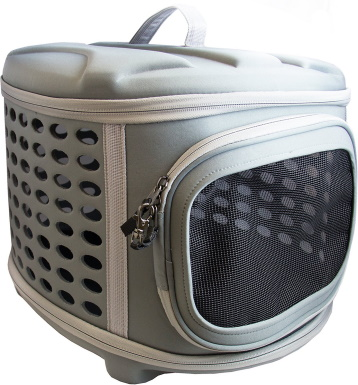 Pet Magasin Collapsible cat carrier_Chewy