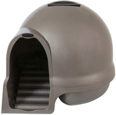 Petmate Booda Dome Clean Step Cat Litter Box_Amazon