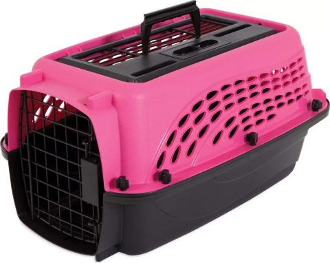 Petmate Two Door Top Load cat carrier_Amazon