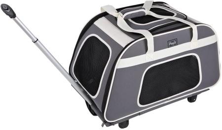 PetsFit Rolling Pet Breathable Carrier