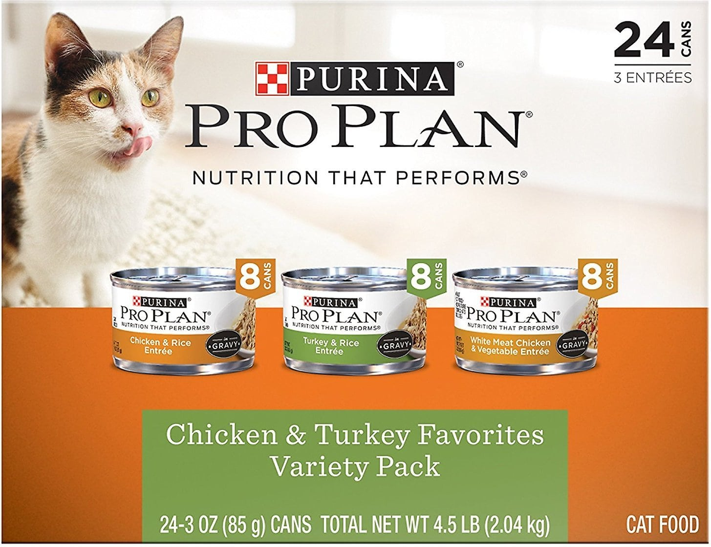 Purina Pro Plan Chicken canned cat food_Chewy