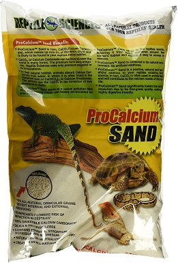 Reptile Sciences 81110 Terrarium Sand