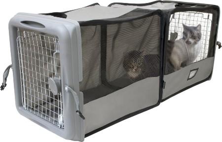 SP Dog & Cat Car Seat Crate